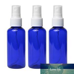 60ML Spray Bottles 2 Ounces Small Blue Empty Bottles Plastic Mist Spray Bottle For DIY Home PlantsAromatherapy Beauty Care