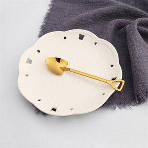 Бидентатный вилкой из нержавеющей стали для выпечки инструмент для выпечки лопата десерт необходимый творческий много стиль ледяной совок фабрики прямые продажи 2 2 мд P1