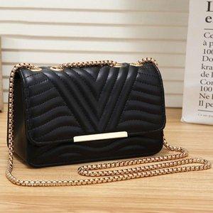 LV LOUIS VUITTON Handbag мешок плеча способа повелительницы Сумка женской цепной плечевой ремень черный кожаный мешок женщина ромб известные женщины покрывают партии закрылков сумк