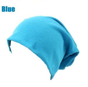 Örme Şapka Yetişkin Şeker Renkli Kafa Kap Spor Sokak Hip Hop Rahat Caps Gevşek Ayarlanabilir Örgü Pamuk Şapkalar Erkekler ve Kadınlar için HWB1393