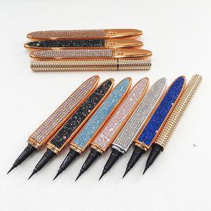 Eyeliner cola mágica caneta auto-adesiva pestanas líquidas Eyeliner impermeável maquiagem de maquiagem para cílios de olho de visão de tira