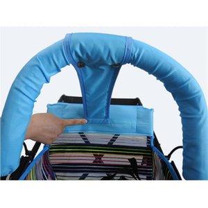 عربة طفل المضادة للانزلاق أمامي المظلة الطفل اكسسوارات العربات الجبهة القدم عالية الجودة الحرس حزام قماش حزام