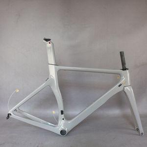 Lumière Modulus Tory Carbon Fibre T700 BB386 Paint Personnalisé Aero Road Racing Cadre de vélo TT-X2