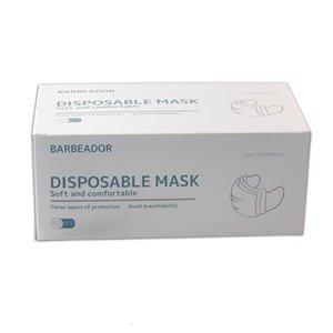 Três 3ply fabricante de Masken Jogadores máscara facial três 3ply fabricante de Masken Jogadores Máscara protectora da Nmxnc