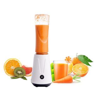 Portable Electric Juicer Blender Fruit Baby Milkshake Mixer Meat Grinder Multifunction Juice Maker Machine Dropshipping