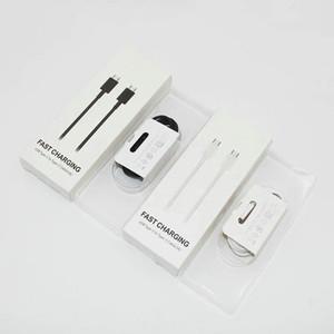 Für Samsung Galaxy Note 10 Pro S20 Typ C Kabel USB3.0 25W PD USB Typ-C-Typ-C Schnell-Ladekabel mit Paket