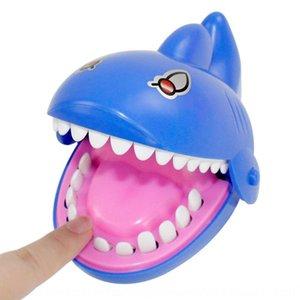 Big Boca Crocodilo com Dedos Mordendo Mãos Toy Tubarão Night Market Stall Children's Parent-Filt Bewitched Toy GWF4660
