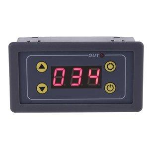 5-24VDC 110V-220VAC LED 디스플레이 디지털 시간 지연 릴레이 모듈 타이밍 지연주기 타이머 릴레이 제어 스위치 시간 모듈