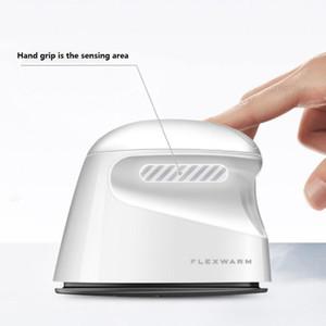 Ev Mini Taşınabilir Buharlı El Garment için Mini demir FLEXWARM Katlanabilir Steamer Seyahat Steamer Demir