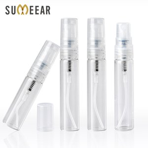 200Pieces Lot 5ML Mini perfume atomizer Portable spray bottle Empty For travel container cosmetic