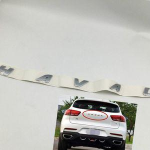 Untuk grat dinding emblema belakang bak truk logotipo mobil stiker