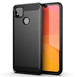 For Xiaomi Redmi 9C Case For Poco X3 M2 F2 Pro Redmi 9A 9 8 Note 9 9S 8 Pro Cover Shockproof Silicone Phone Bumper For Redmi 9C