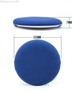 Round Shaped Makeup Air Cushion Sponge Puff Dry Wet Dual Use Concealer Liquid Foundation BB CC Cream Make up puffs