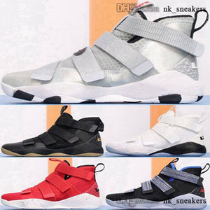 baskets 11 size us lebron 13 Sneakers women mens men basketball 11s james scarpe girls 46 high top shoes lebrons 38 12 eur trainers soldier