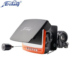 Fish Finder Erchang Mini Wire Fishing Video Camera On Rod 4.3