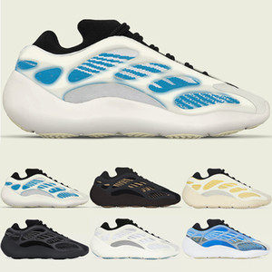 Kanye 700 V3 Running Shoes men women Clay Brown Kyanite Safflower Alvah Azael Azareth mens trainers Sports Sneakers Size 5-11