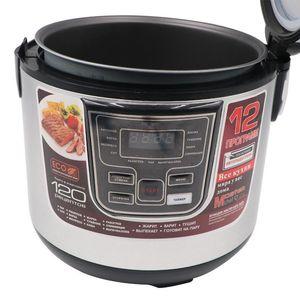 6L Electric Rice Cooker Household Cooking Machine Multi Rice Soup Porridge Steam Cake Yogurt Maker Steamer