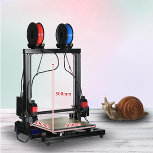 T-Rex 3+ 3D Printer with Bigger Y Motor and All-Metal Frame Big Scale High Quality Print