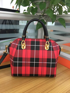Wholesale fashion handbag checked crossbody shoulder bag tide female bag all-match travel Bags 2020 9 L8085