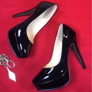 2021 роскошный дизайнер высокие каблуки женская обувь красный нижний высокие каблуки 13 см обнаженные черные красные кожаные сексуальные супер высокие каблуки выпускные туфли платье обувь