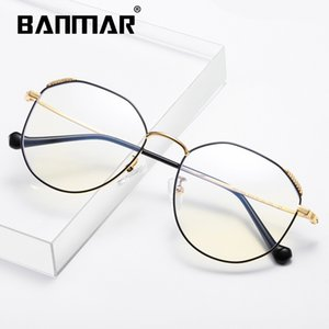 BANMAR Anti Blue Light 1906 Women Eyeglasses Gaming Reading Glasses Protection Spectacles Glass Computer Eyewear Goggles Men For 1006 Aejom