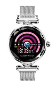 H1 Wristwatch Watch Smart Watch Movimiento Fisiológico Paso IP67 Wate
