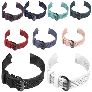 Slicone Bands for Fitbit Charge 3 Bands Sport Slicone Straps for Fitbit Charge3 Band Charge 3 SE Band Strap Accessories Bracelet