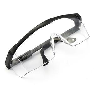 2021 Anti-fog Safety Motorcycle Goggles Anti-wind Sand Fog Shock Dust Resistant Transparent Glasses Uv Protective Men Women Sunlasses