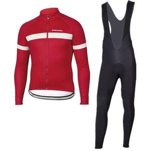 2020 Top Quality Etxeondo Cycling Jersey Team Set Clothes Spring Autumn Men &#039 ;S Long Sleeve Suit Outdoor Riding Bike Mtb Clothin 9d G