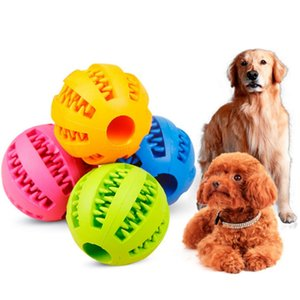 Pet Puppy Decompression Elastic Rubber Ball Puppy Stretch Ball Dog Interactive Toy Cleaning Tooth Ball Dog Chew Toy Pet Accessories