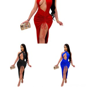 Tfm twodress sexy costume deux tops de récolte ensembles femmes Stume Sexy Col Pie Bling Wed Robe robe v