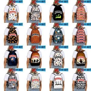 Canvas Gi For Design Bag Halloween For Women Bags Bookbag Laptop Men Backpack Backwoods Shoulderbags School 22styles Boys Travel Book sqcox