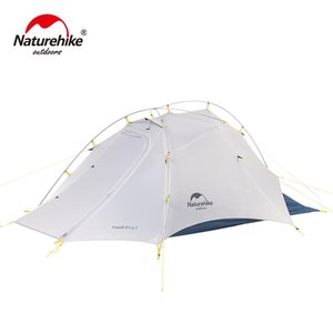 Naturehike CloudUp Wing 2 Mans Ultralight Portable Silicon Coated 15D Nylon Camping Tent