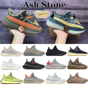Comfort Running Shoes Ash Stone Pearl Kanye Sand Taupe Carbon Earth Zyon Tail Light Static Black Reflective V2 Womens Mens Trainers Sneakers