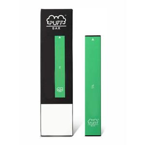 Puff Bar Vape Pen Pod Kit High Quality Electronic Cigarette Portable Vape starter Kit Cartridges 280mAh Battery Disposable Vaporizer