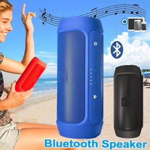 Professional Waterproof Outdoor HIFI Column Wireless Bluetooth Speaker Subwoofer Sound Box with Support FM Radio TF