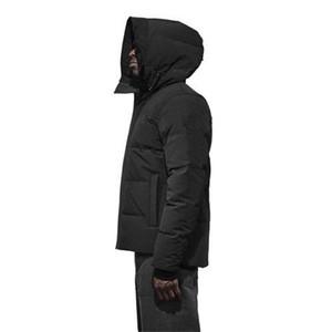 Fashion Winter Mens Down Jackets Veste Homme Outdoor Jassen Outerwear Hooded Fourrure Manteau Down Jacket Coat Hiver Parka Doudoune