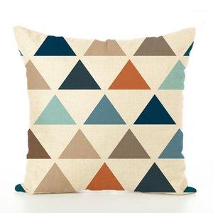 Cuscino regalo cuscino advertisement Embrace Case Baby Down Stile di lino Stile posteriore Cushion1