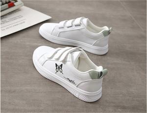 Mode und hohe Qualität der Frauen Rindsleder und Schaffell Material Marken beiläufige Schuhe Sportschuhe Outdoor-Schuhe Schneeschuhe
