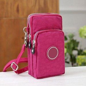 Mini Cross body Mobile Phone Shoulder Bag Pouch Case Belt Women Men Handbag Purse Wallet Pouch Shoulder Mobile Phone Bag