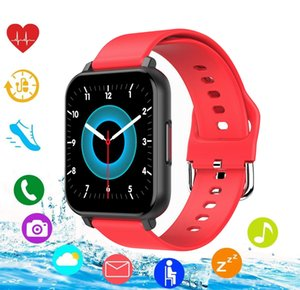 Wasserdicht 1,54 Zoll Smart Watch Fitness Tracker Bluetooth-Armband-Uhr Multiple Dial-Uhr-Puls-Monitor Smartwatch für iOS Android