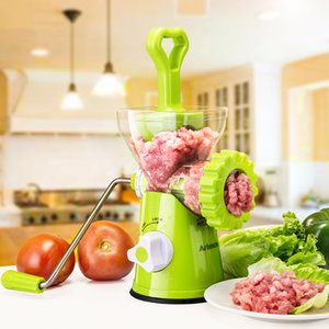 Multifunctional Meat Grinders Home Manual Meat Grinder For Mincing Meat Vegetable Spice Hand-cranked Meat Mincer Sausage