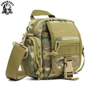 SINAIRSOFT 20L tattica esterna spalla Zaino Camping viaggio Escursionismo Bag bollitore sacchetto impermeabile