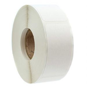 250pcs Rulo 1 * 2inch Kağıt Hediye Boş Etiket Yapışkan etiketler için Yiyecekler Cam Şişe zarf yazılabilir Can