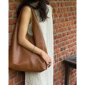 Caseiro novo Big Bag Mulheres 2020 Moda Ins Coréia Online Celebridade Bolsa de Ombro Grande Capacidade Tote Armpit