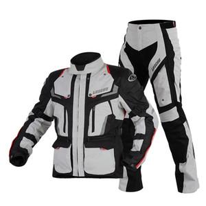 Горячая продажа высокого качества Мужчины мотоцикл костюм OEM ветрозащитной мотоцикла водонепроницаемой куртки
