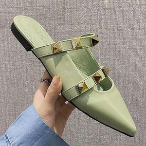2021 летние женщины сандалии фиолетовые сексуальные роскошные туфли пляжные тапочки Zapatillas Mujer Casa Sapatos Femininos Flat