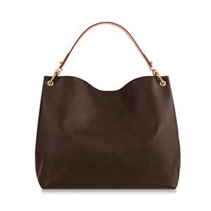 2020 GRACEFUL Kaliteli tasarımcıları büyük Alışveriş çanta cüzdan bayan çanta crossbody omuz kanal kılıf moda torbasını hobo womens