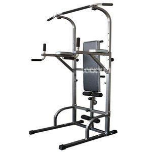 HW882 Barre horizontale multifonctionnelle Équipement de push-up intérieurs APPAREIL DE BÂTIMENT PARALLÈTRE BARRES FORMATION MUSCLE