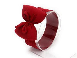 Sweet Kids Girl Baby Headband Winter Newborn cotton Hair Band Accessories Baby big bow Headband